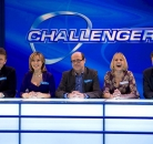 Sian Williams with Bill Turnbull, Nick Robinson, Louise Minchin and Charlie Stayt on Eggheads ©BBC