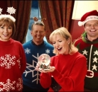 Sian Williams BBC Christmas sting ©BBC